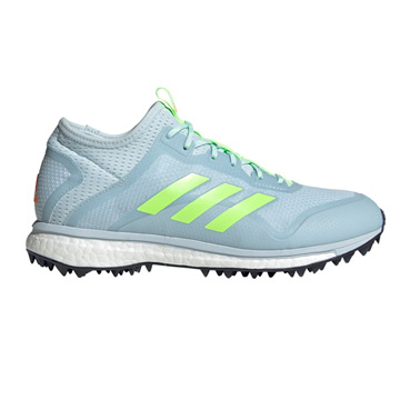 Adidas Fabela X Empower Hockey Shoes (Sky Blue)