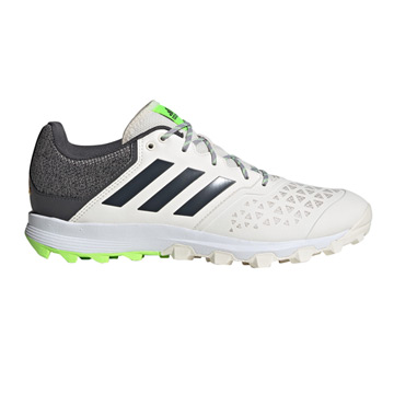 Adidas Flexcloud Hockey Shoes (Chalk)
