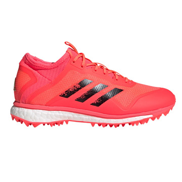 Adidas Fabela X Empower Hockey Shoes (Pink-Black)