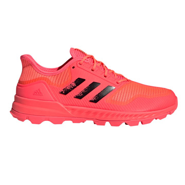 Adidas Adipower Hockey Shoes (Pink-Black)