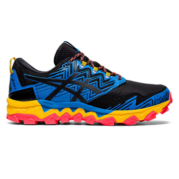 Asics Gel Fujitrabuco 8 Gore-Tex Mens Running Shoes (Directoire Blue-Black)