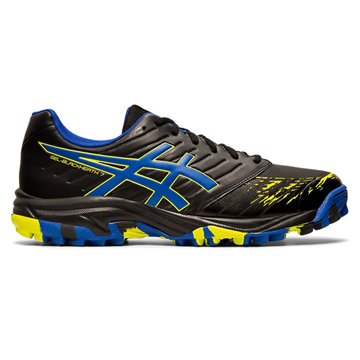Asics Gel Blackheath 7 Mens Hockey Shoes (Black-Blue)
