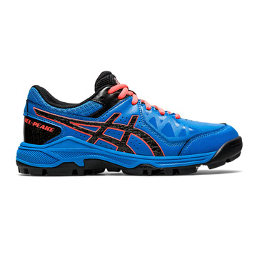 Asics Gel Field Peake Junior Hockey Shoes (Directoire Blue)